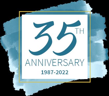 35th Anniversary 1987-2022