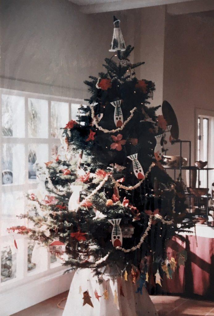 1993 Christmas tree