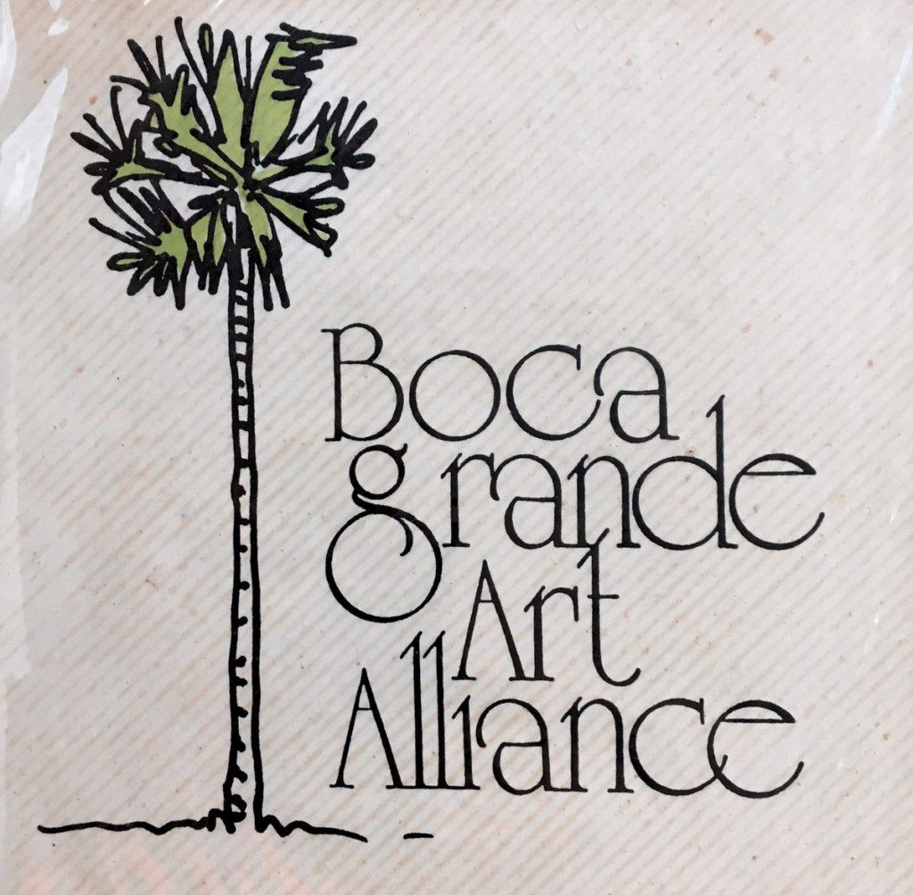 Boca Grande Art Alliance logo